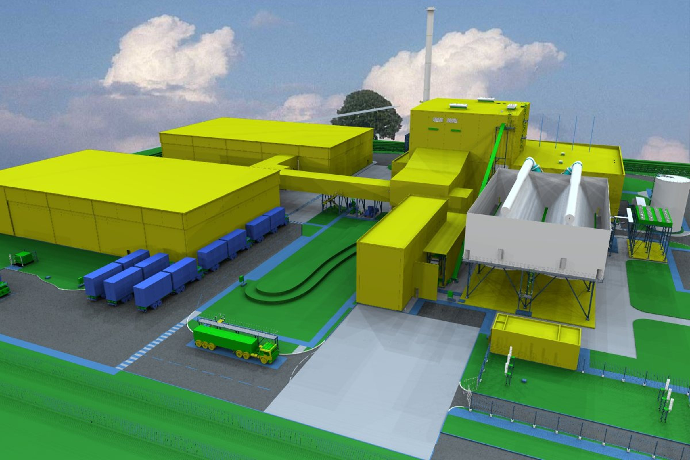 Worksop Plays A Part In Biomass Power Plant Wedge